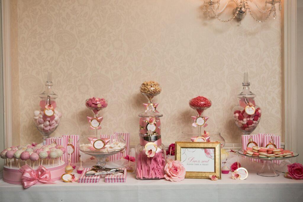 Lolly Buffet - Carissa's Wedding