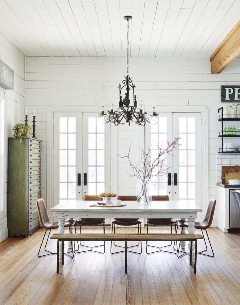 A Look Inside Our Farmhouse Magnolia, Joanna Gaines Dining Room