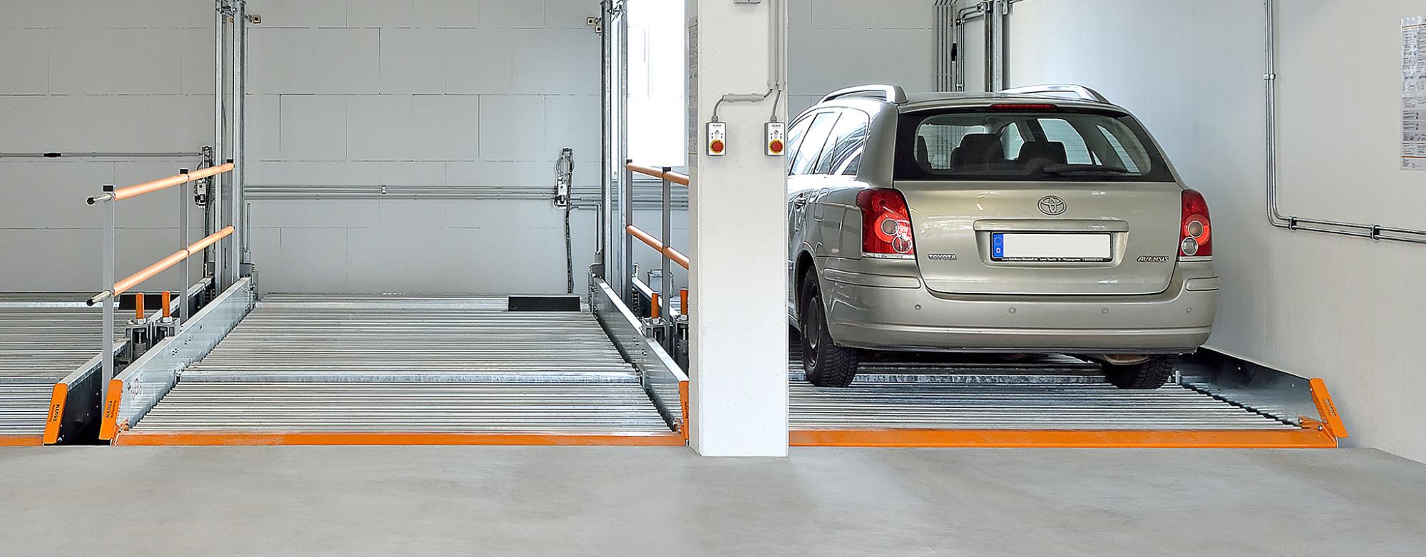 Premium Car Parking Solutions For The Digital Age Klaus Multiparking