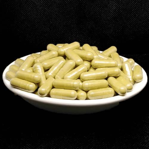 Green Borneo Kratom Capsules from Socratic Solutions