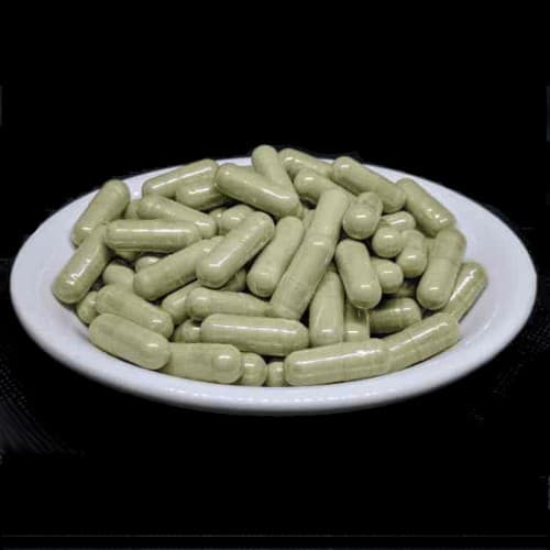 White Maeng Da Kratom Capsules from Socratic Solutions
