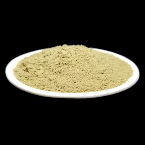 Yellow Cambodian Kratom Powder From Socratic Solutions