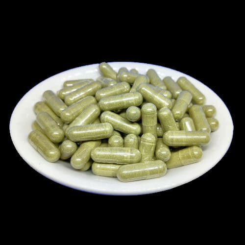 Green Maenglay Kratom Capsules from Socratic Solutions