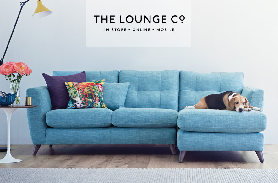 The Lounge Co. Sofa