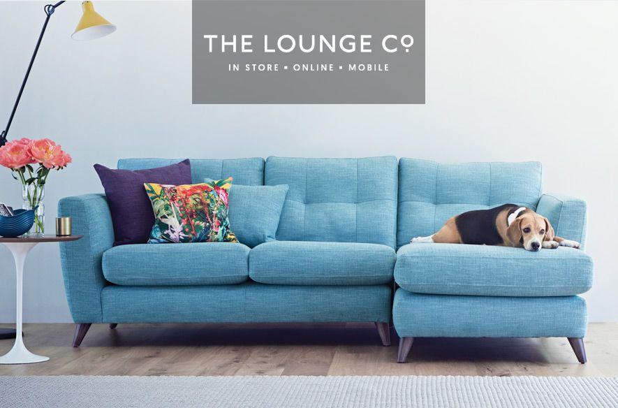 The Lounge Co. Sofa