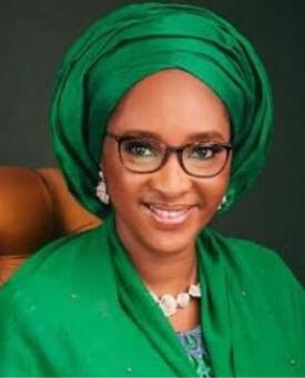 Dr (Mrs) Zainab Ahmed