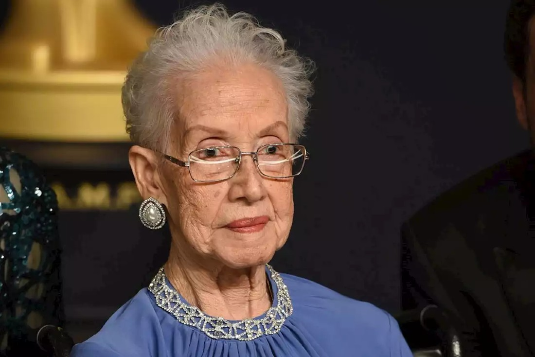 Pioneering NASA Mathematician Katherine Johnson Dies Aged 101