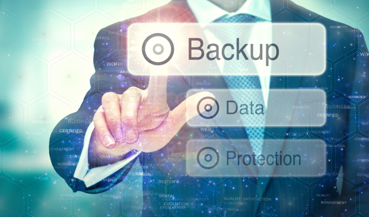 Abbildung: CLoud Backup, Data, Protection
