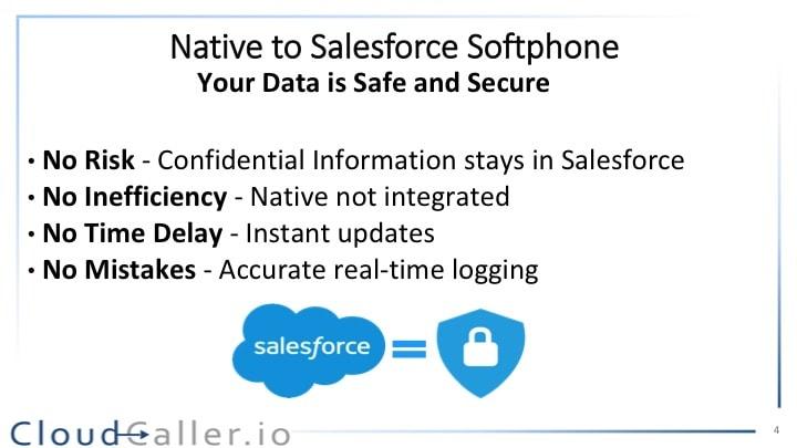 Native To Salesforce Softphone