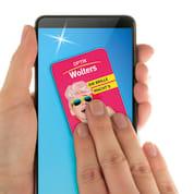 Mobile Accessoire - Disyplayreiniger V-Cleaner Kleinansicht