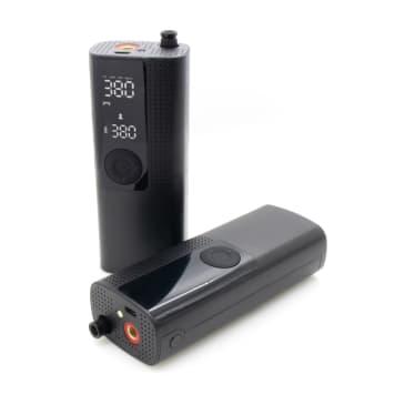 Special-Gadgets - Mobiler Akku-Luftkompressor Großansicht