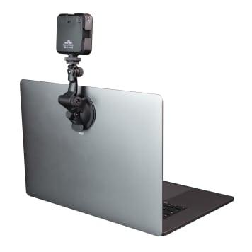 Homeoffice - Videokonferenz-Licht Großansicht