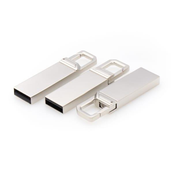 USB-Stick - Carabiner