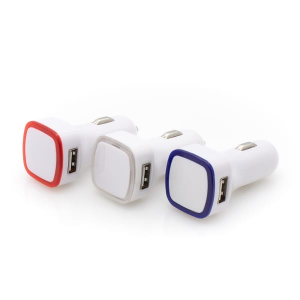 Car Charger - Cube