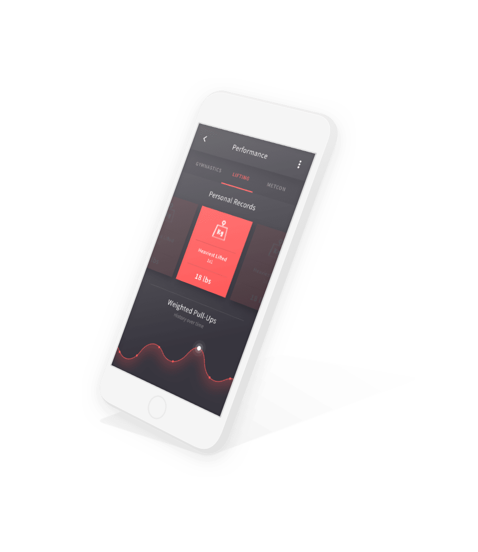 Wodify mobile app for members