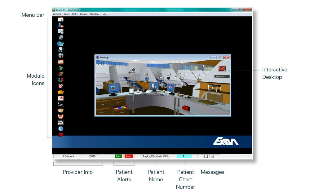 axiUm Desktop
