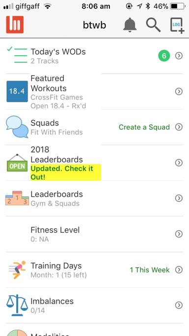 BTWB Review App Dashboard