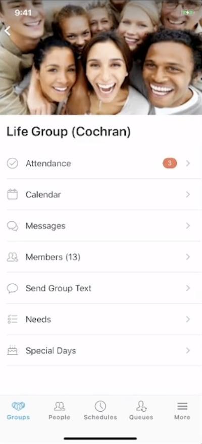 CCB app