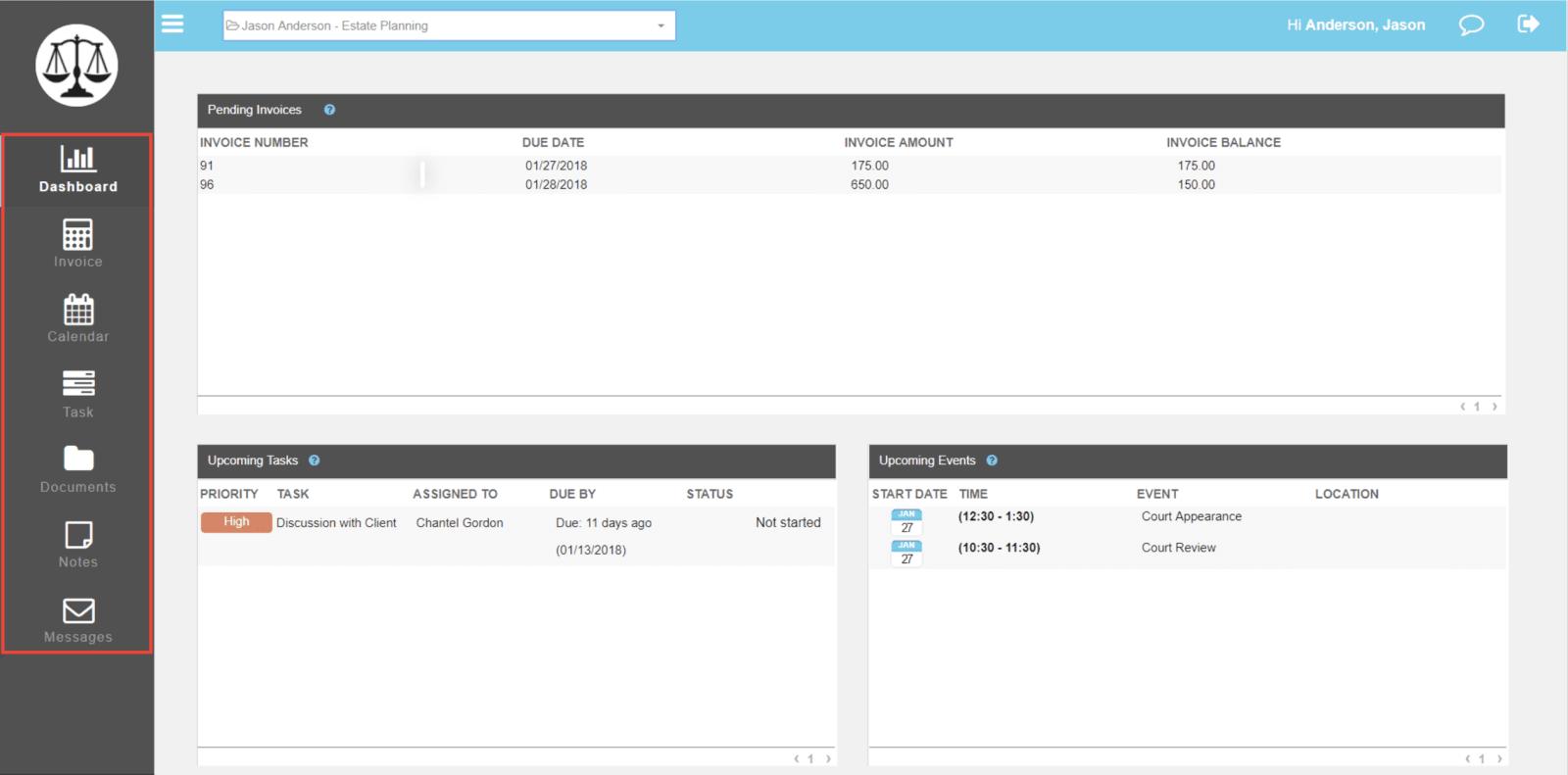 cosmolex online client portal image