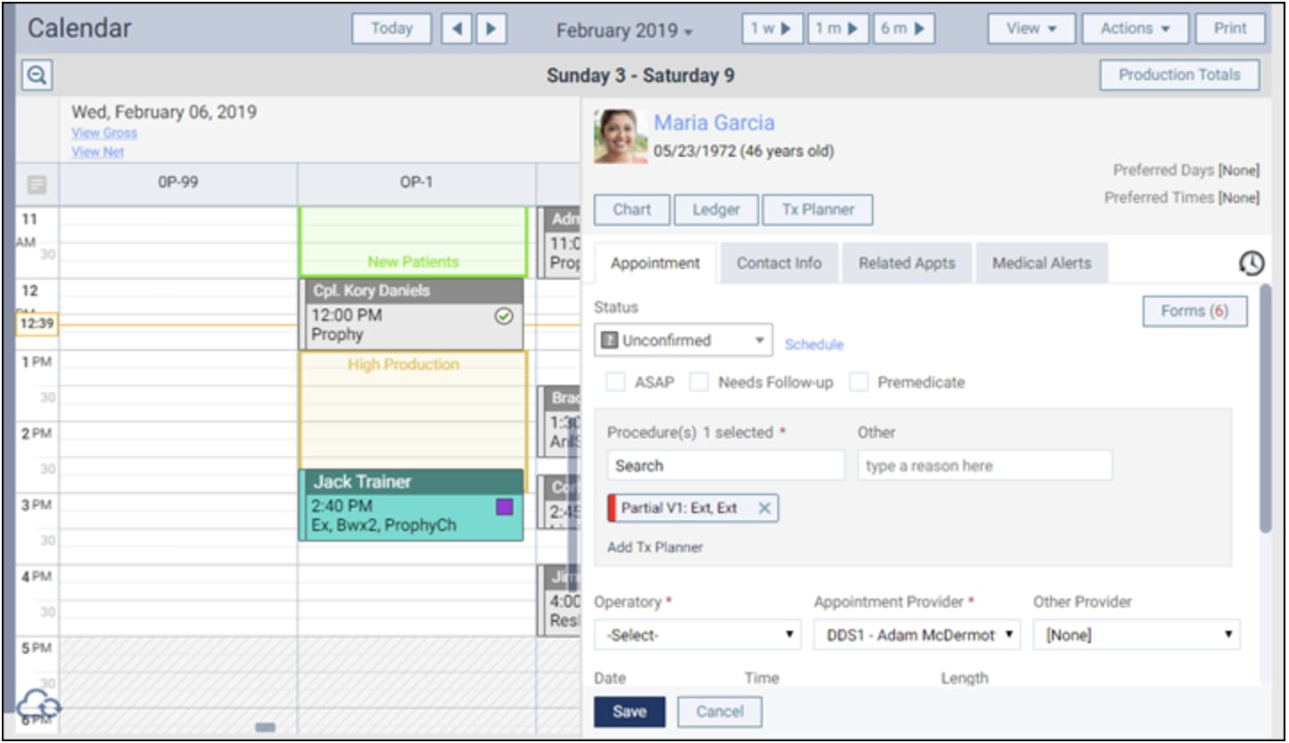appointments and scheduling2