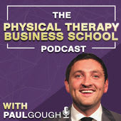 Physical Therapy Business School Podcast Logo