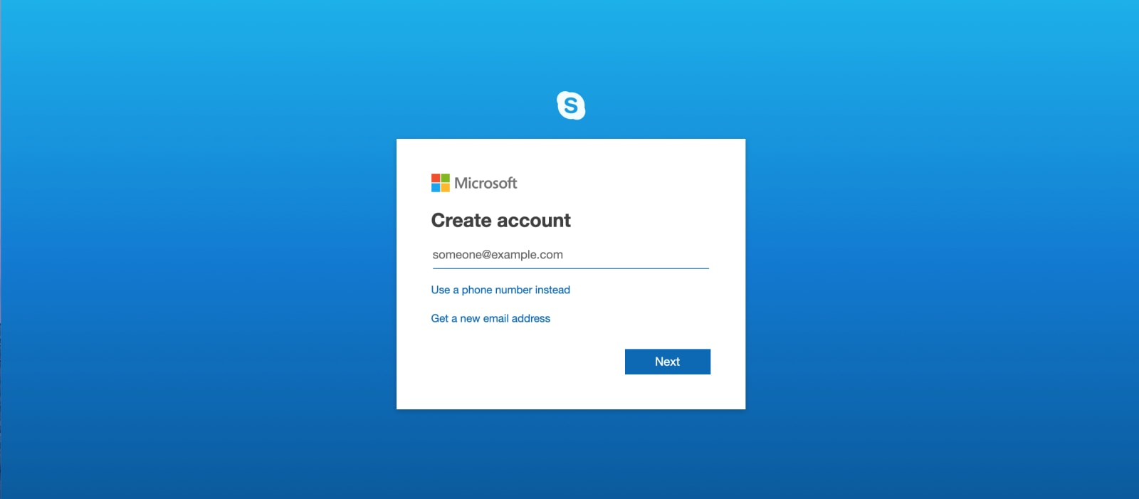 Skype Review Creating Account