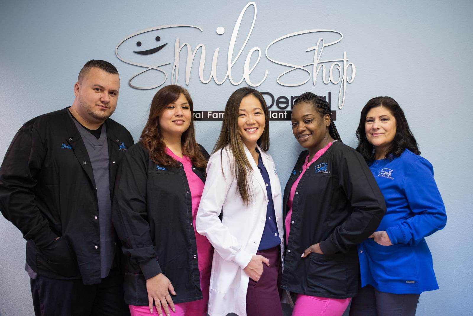 Smile Shop Team