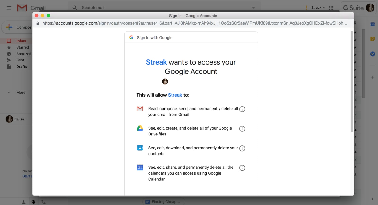 Streak CRM Review Installing Chrome Extension