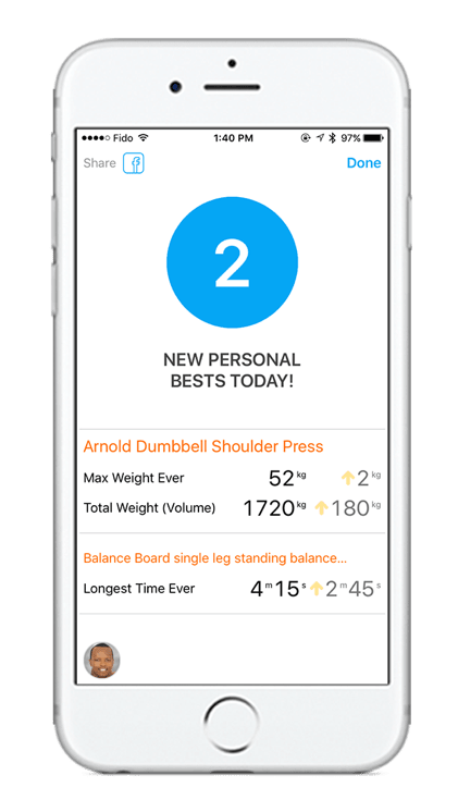 Trainerize review mobile app