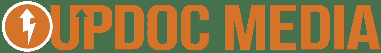 UpDoc Media Logo