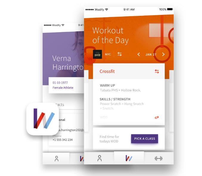 Wodify Member App