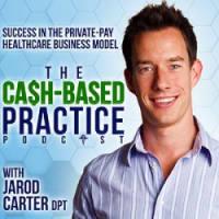 Cash-based Practice Podcast Logo