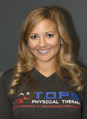 WebPT User Dr. Amy Brannon Profile