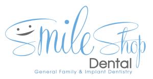 Smile Shop Dental Logo
