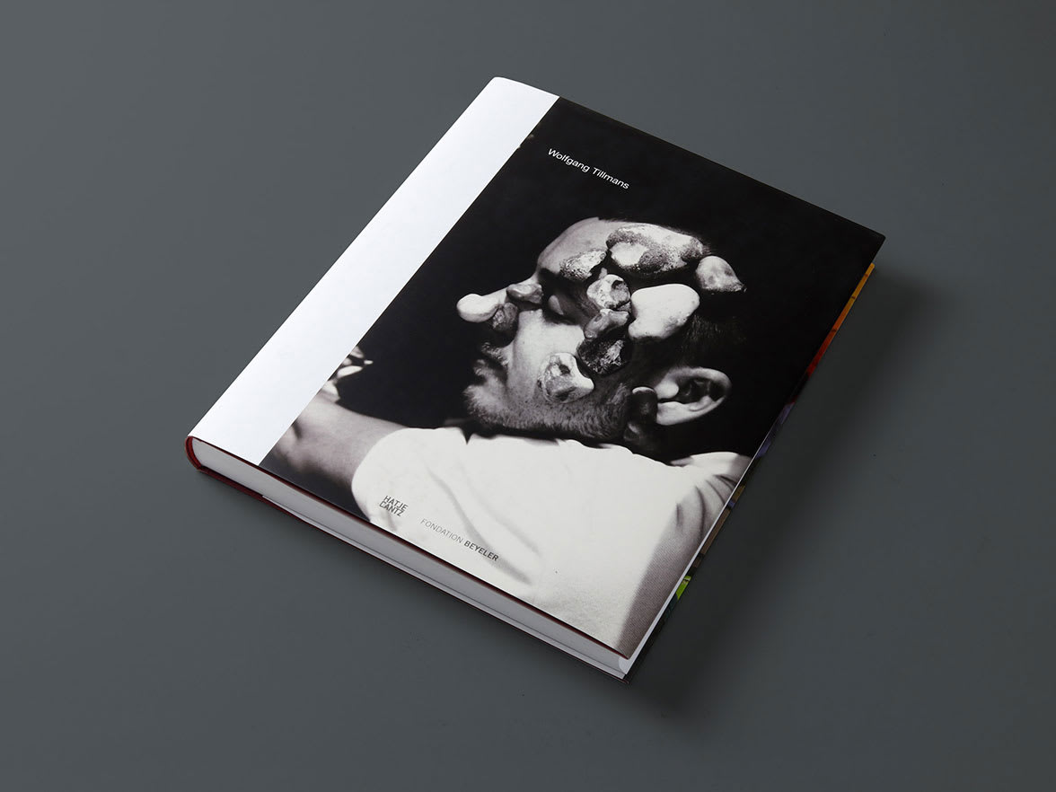A photographic book cover.