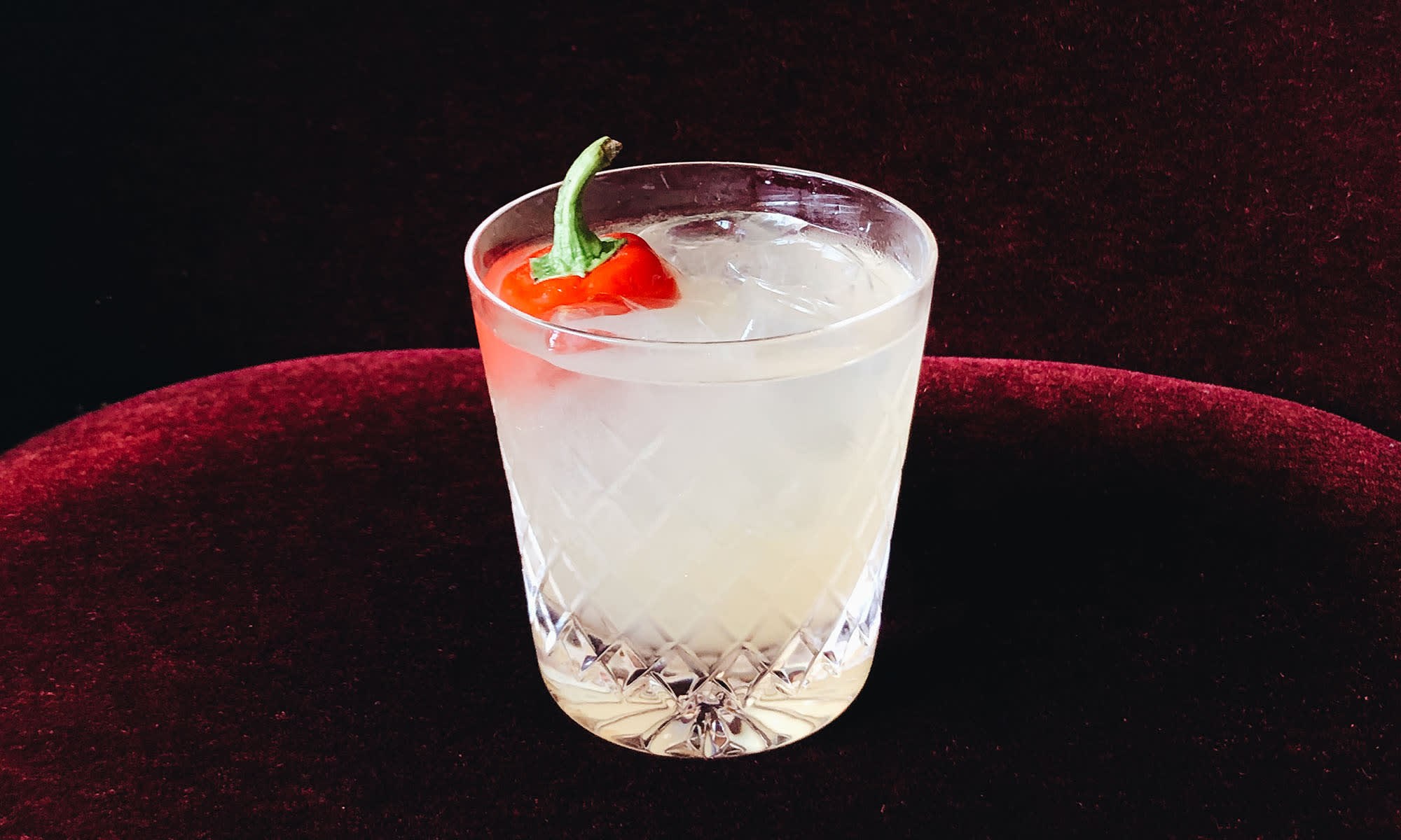 a picante cocktail