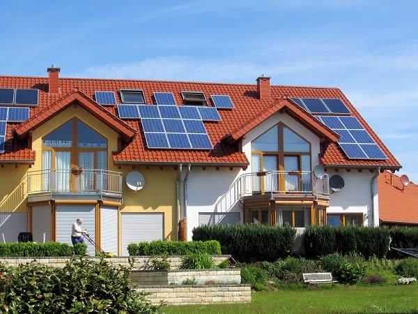 Solar Panels for House Interesting