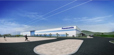 PanasonicMalaysiaSolarFactory