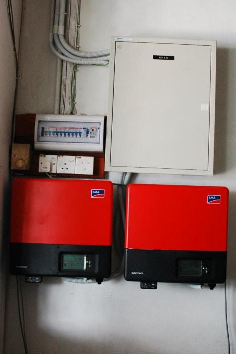 two-solar-inverter-for-9kilo-watt