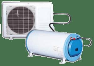 Hybrid Hot Water Storage Tank