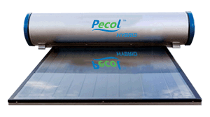 Hybrid Solar Water System