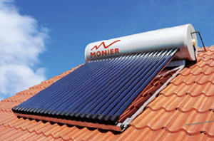 Monier Solar Water Heater Malaysia