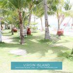 Hammock at Virgin Island Bantayan - Sole Wanderer
