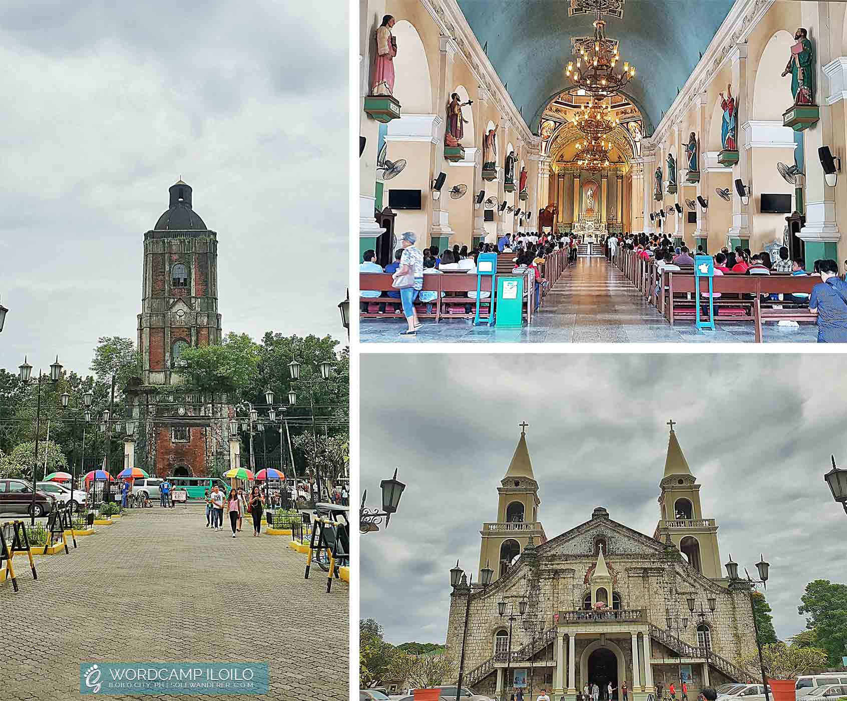 Old Churches WordCamp Iloilo 2018