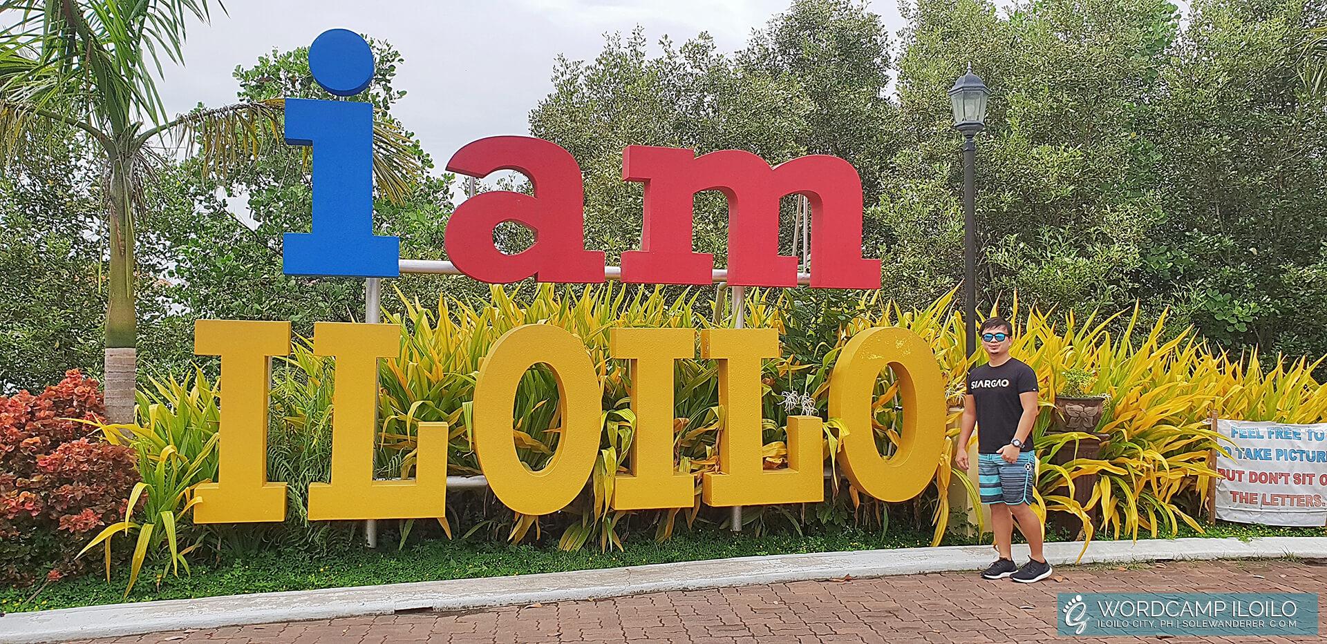 River Esplanade WordCamp Iloilo 2018