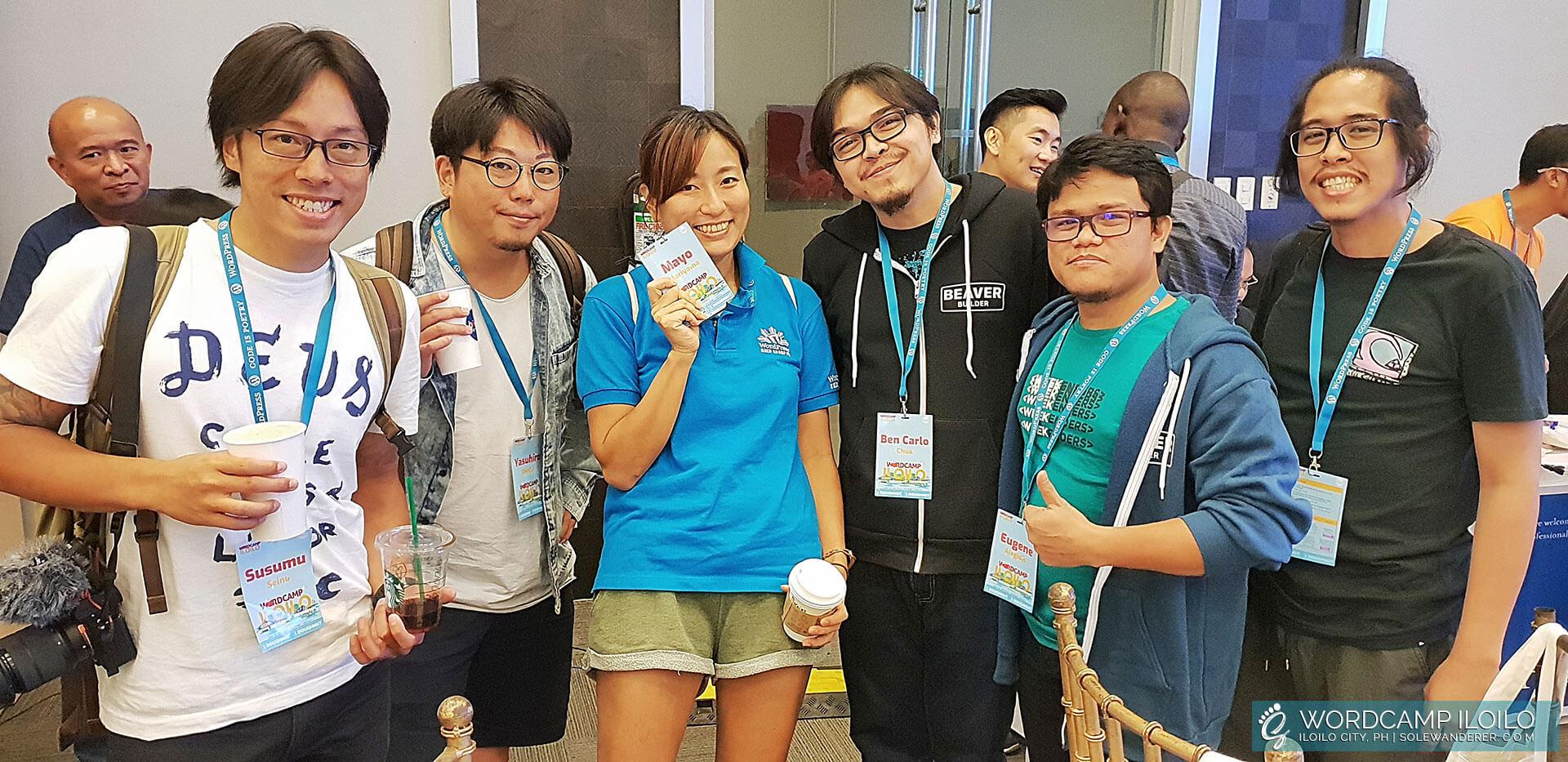 Meet New People WordCamp Iloilo 2018