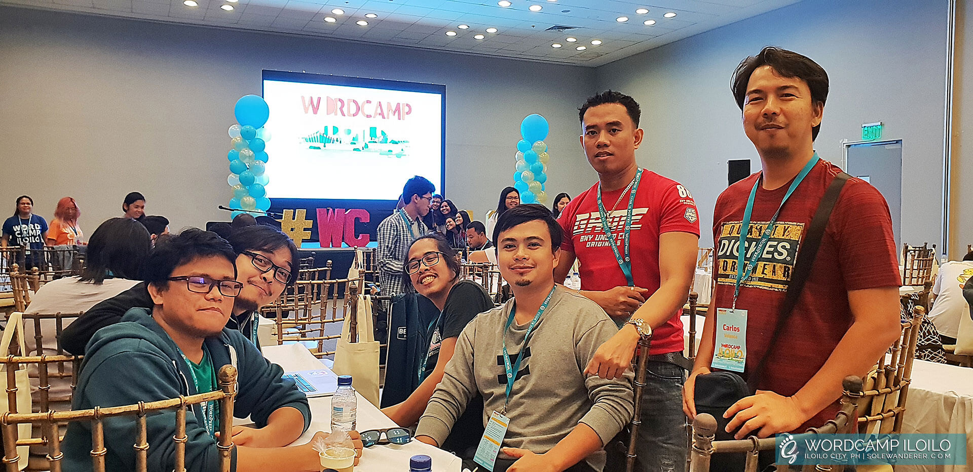 Building Friendships WordCamp Iloilo 20180