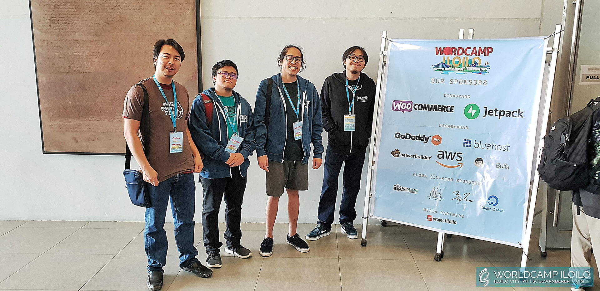 Beaver Builder Team WordCamp Iloilo 2018