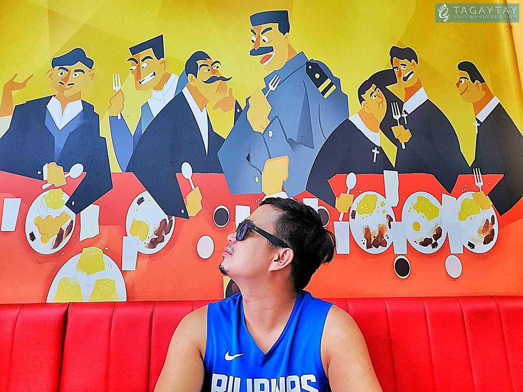 Bayani Tapsi in 48 Tagaytay