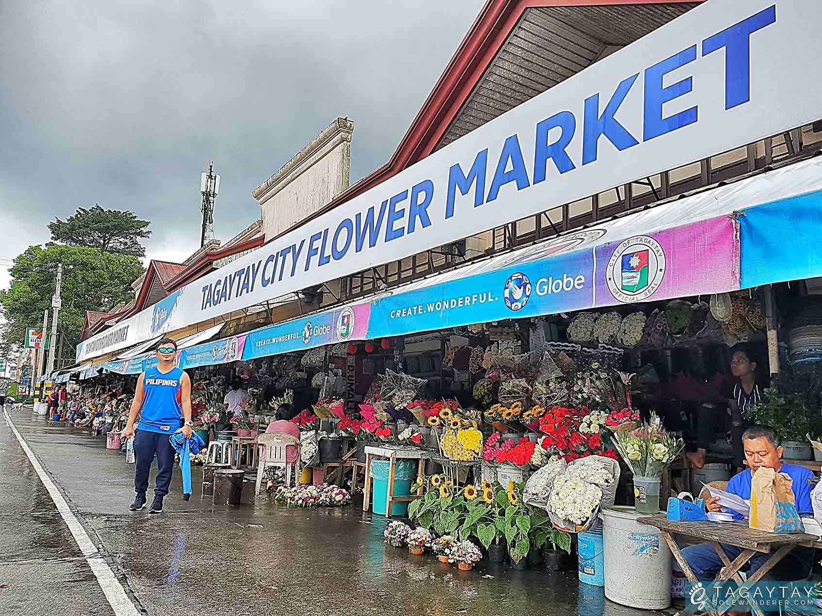 Mahogany Market Tagaytay